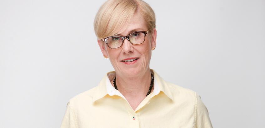 Åsa-Britt Karlsson, generaldirektör på SGI