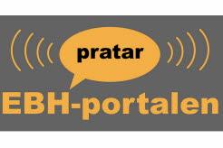 EBH-portalen grafik och text