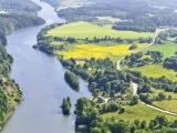 Vattenlandskap, älvar, Göta.